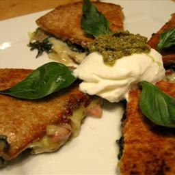 Italian Quesadillas
