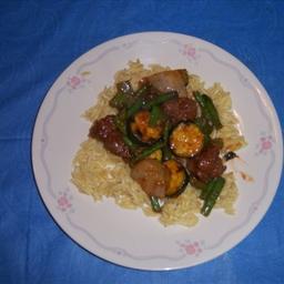 Italian Sausage Stir-Fry