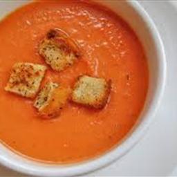 Italian Tomato and Basil Soup