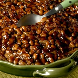 Jackie's Baked Beans