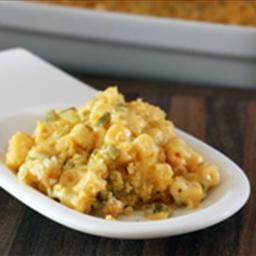 Jalapeno Macaroni and Cheese