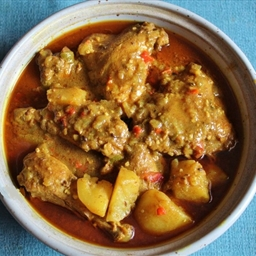 Jamaican Curry Chicken