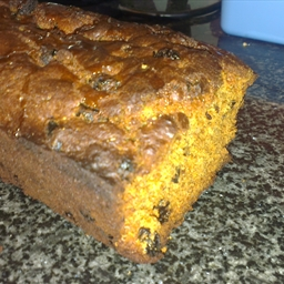 Jamaican Fruit Loaf