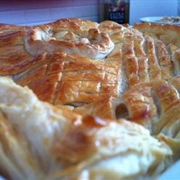 Jamie 30 Min Meals - Chicken Pie