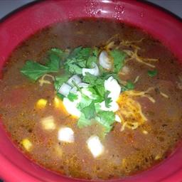 Jessika's Spicy Soup