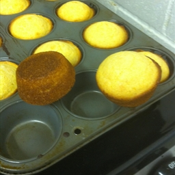 Johnny Cake Muffins