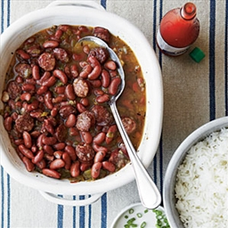 Johns Red Beans  and  Rice