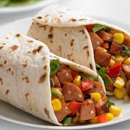 Johnsonville® Chipotle Monterey Jack Cheese Chicken Sausage Wraps