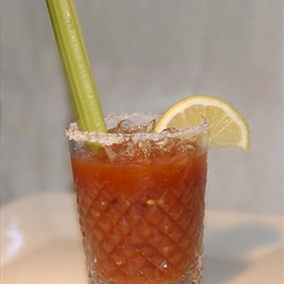 Jughandle's Heirloom Bloodymary Cocktail