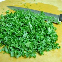 Kale and Sugar Snap Pea Salad
