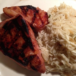 Karen's Greek Rice