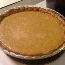 Katie's Pumpkin Pie