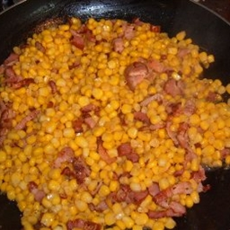 Kats Corn with Bacon