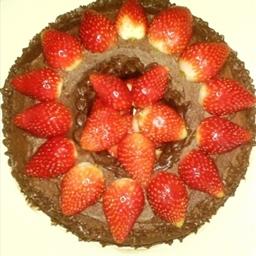 Ken's Black Chocolate Cake