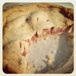 Ketterlin Family Gravenstein Apple Pie