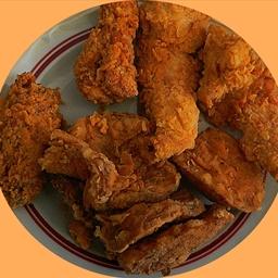 Kfcs Fried Chicken