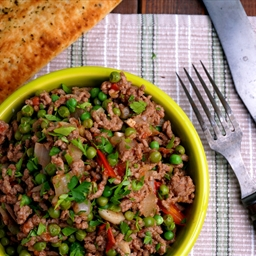 Kheema-Spiced Ground Beef