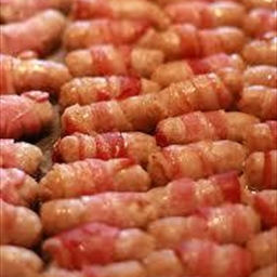 Kilted Sausages