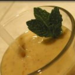Kiwi-Mango Smoothie