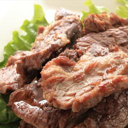 Korean Barbecued Beef