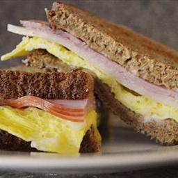 5 Minute Breakfast Sammich