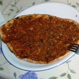 Lahmacun (Pizza)
