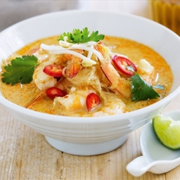 Laksa Mild (low carb, low fat option)