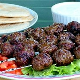 Lamb and Cayenne Kefta