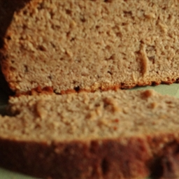 Latvian Sourdough Rye Bread (Saldskaaba Maize)