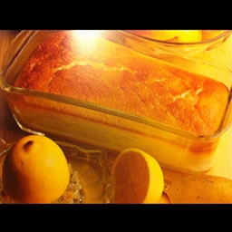 Lemon Layer Pudding