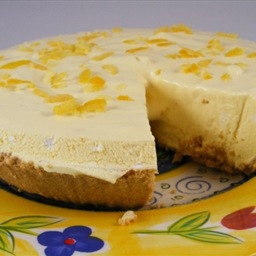 Lemonade Ice Cream Pie