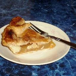 Lewis' Orchard Peach Pie