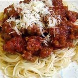 Linguini with Italian Sausage