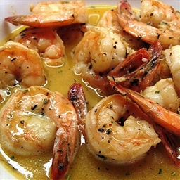 Louisiana Barbecued Shrimp