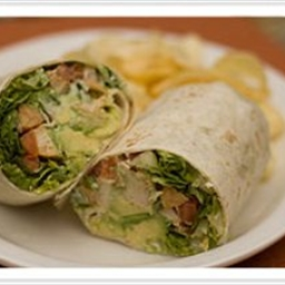 "Love Me Tenders ""I Love California Wrap"""