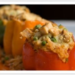 "Love Me Tenders ""Stuffed Peppers with Love"""
