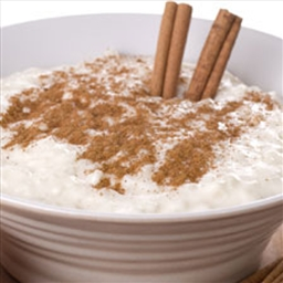 Low Calorie Crock-Pot Rice Pudding