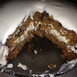 Low-Fat Carrot Cake #2