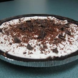 Low Fat Yogurt Pie