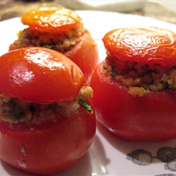 Lunch - Stuffed Tomatoes