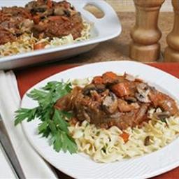 Main - Beef Bourguignonne