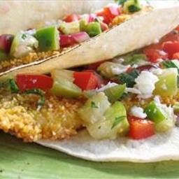 Main - Fish Tacos