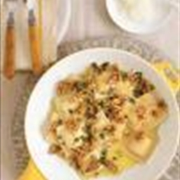 Main - Ravioli with Walnuts