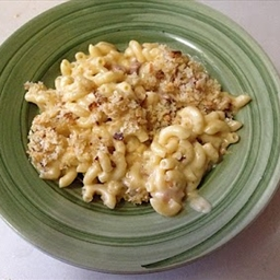 Make Ahead Mac and Cheese