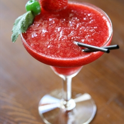 Mama D's Very Berry Margaritas