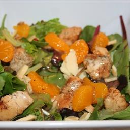 Mandarin Orange and Cashew Chicken