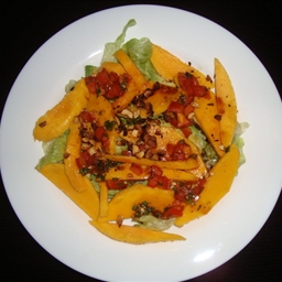 Mango-Avocado Salad