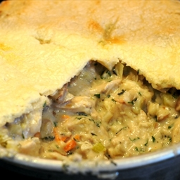 Maria's Chicken Pot Pie