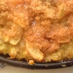 Mary's Apple Kuchen