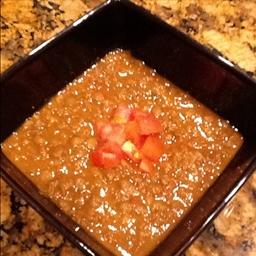 Masala Lentil Soup